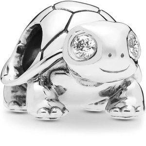 Pandora Bright Eyed Turtle Charm